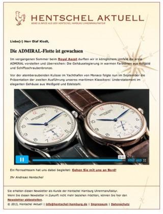 Hentschel-Newsletter