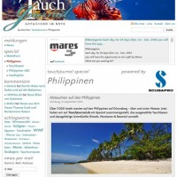 TauchJournal Philippinen-Special