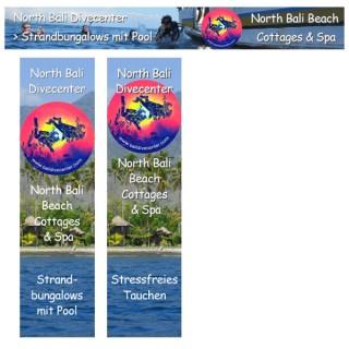 Banner für Bali