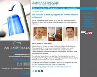www.zahnarztpraxis-hamburg-poppenbuettel.de